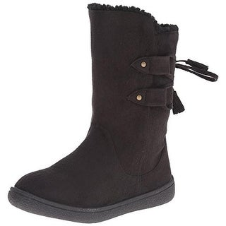 Western Chief Girls Anna Microsuede Youth Casual Boots
