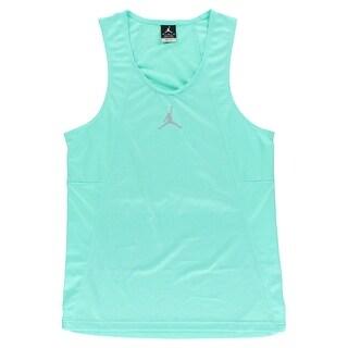 Nike Mens Ultimate Jersey Mint - mint/grey