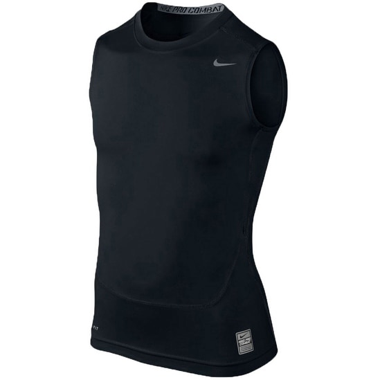Nike Dri-Fit Men's Compression Pro Cool Fitted Tank Top
