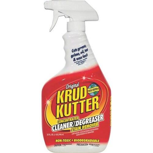 Krud Kutter KK32/12 Concentrated Cleaner/Degreaser, 32 Oz