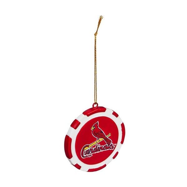 St. Louis Cardinals Ornament Game Chip. Opens flyout.