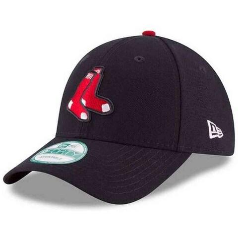 New Era Boston Red Sox Baseball Cap Hat MLB League 9Forty Alternate 10046254