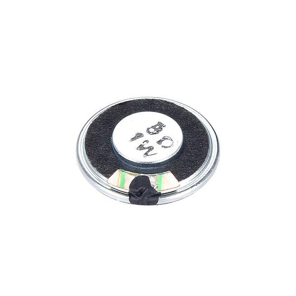 1W 8 Ohm Speaker 26mm Round-shape Loudspeaker for DIY Audio Speakers - 26mm  1w 8 ohm