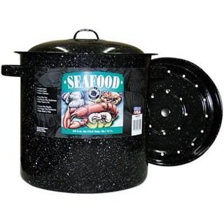 Granite Ware 6315-4 15.5 Quart Seafood Tamale Pot, Pack Of 4