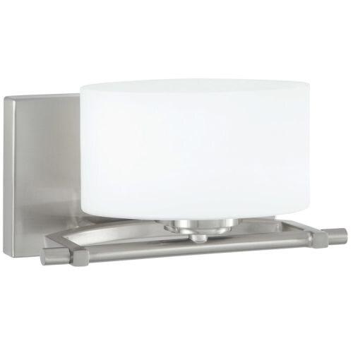 """Park Harbor PHVL2041 Dunleith 5"""" Tall Single Light Bathroom Fixture"""