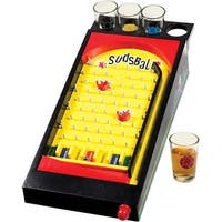 Palais Glassware Salle damusement  Room of Fun Shot Glass Collection Sudsball Game.