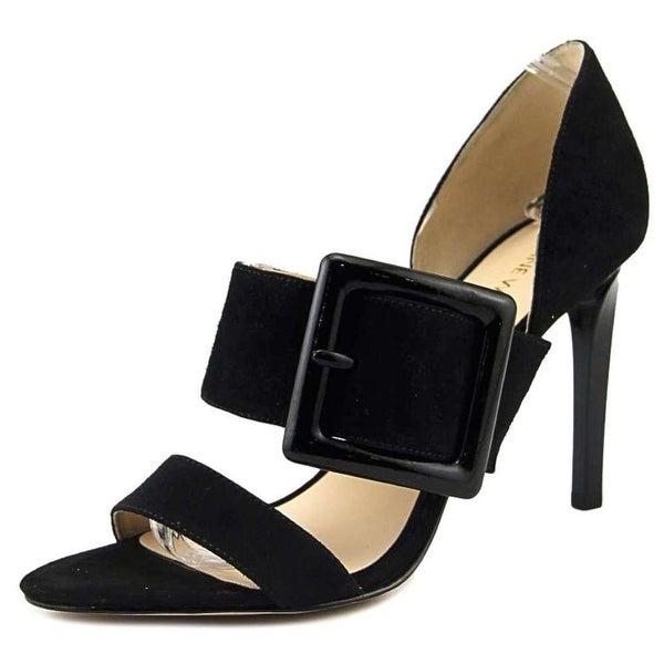Nine West Womens Langley Open Toe Casual Slide Sandals