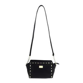 bdf76f11983 ... online store 933a3 47225 INC International Concepts Tifaany Mini  Crossbody, Black - One size ...