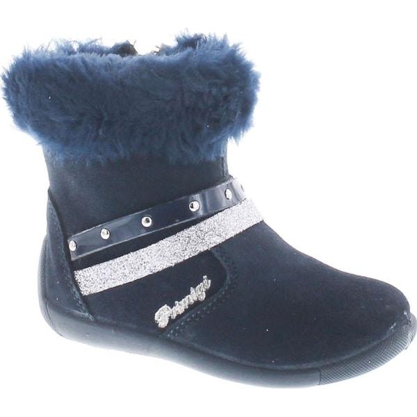 Primigi Girls 8520 Designer Fashion Fur Trimmed Booties