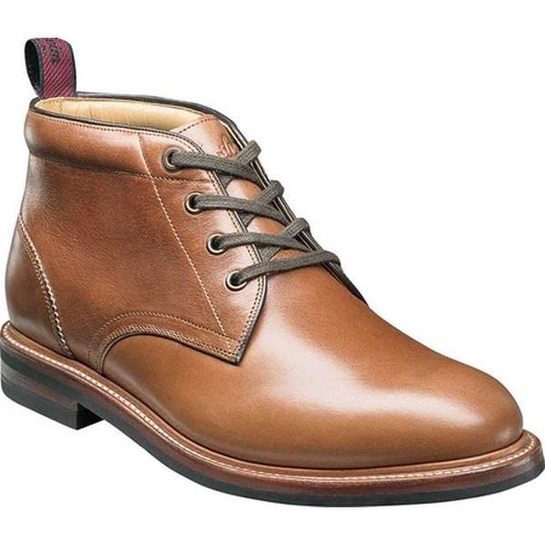 ecb2980d09957 Shop Florsheim Men's Foundry Plain Toe Chukka Boot Saddle Tan ...