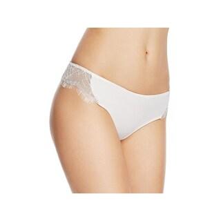 Keepsake Womens Lola Brief Panty Lace Side Eyelash - S