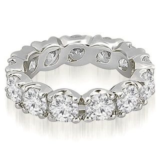 2.70 ct.tw 14K White Gold Round Diamond Eternity Ring