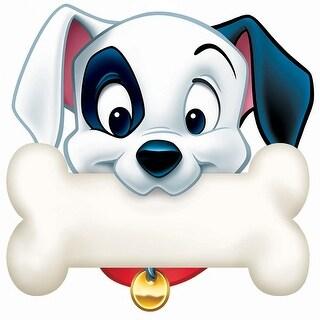 101 Dalmatians Dog Bone Paper Cut