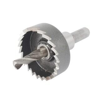 Unique Bargains 24mm Drill Bit Depth Iron Cutting HSS 35mm Diameter Hole Saw Tool