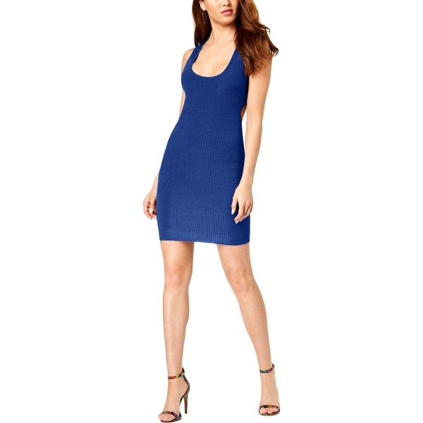 31d9009db96c6 Shop Guess Womens Bodycon Dress Mini Party - XL - Free Shipping On ...