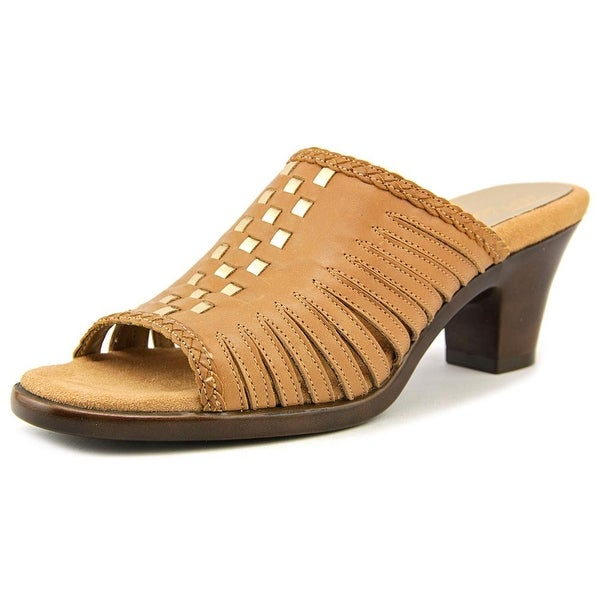 Aerosoles Turks and Caicos Women Open Toe Leather Sandals