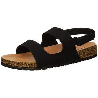 dda42d4ca18 Buy Size 7 Qupid Women s Sandals Online at Overstock