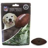 NFL Oakland Raiders Dog Treats