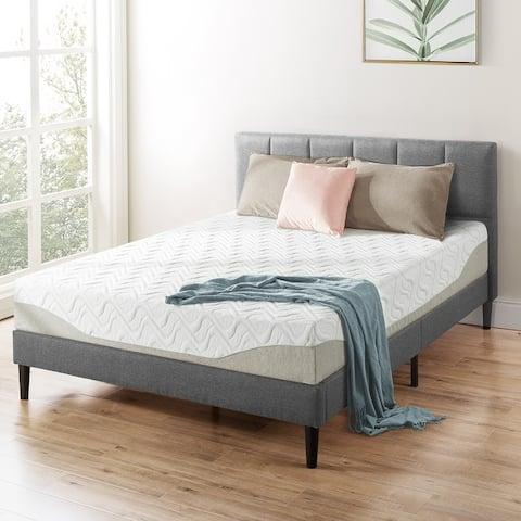 9 Inch Gel Memory Foam Mattress - Crown Comfort