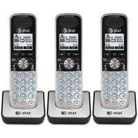 AT&T TL88002 DECT 6.0  1.9GHz 2 Line Extra Handset / Charger Speakerphone 3 Pack