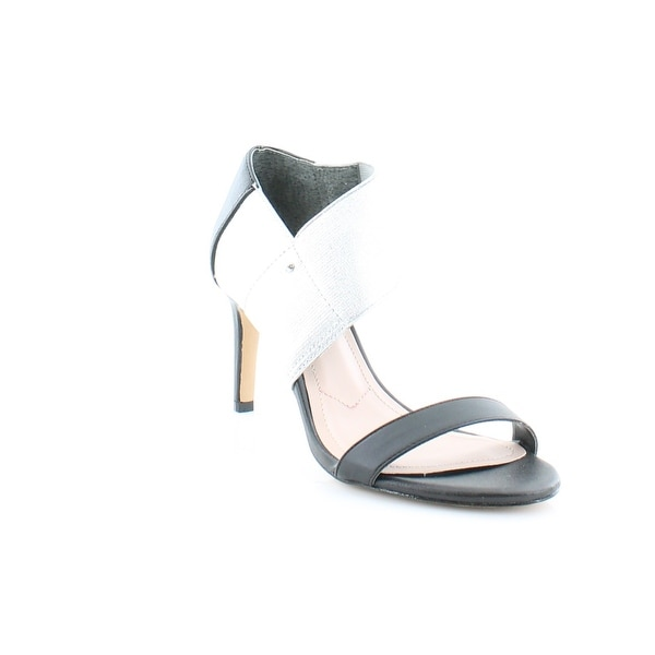 Charles by Charles David Rhonda Women's Heels Black/Silver
