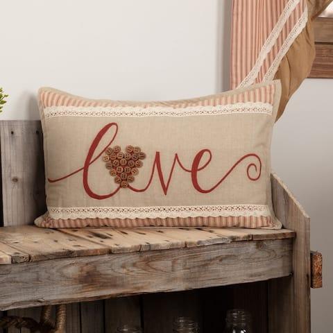 Ozark Love Pillow 14x22
