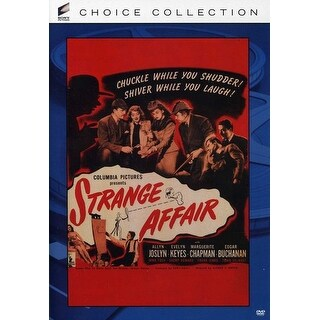 Strange Affair [DVD]