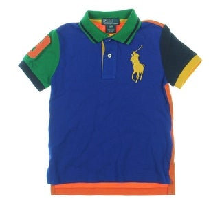 Polo Ralph Lauren Colorblock Polo Shirt - 3/3t