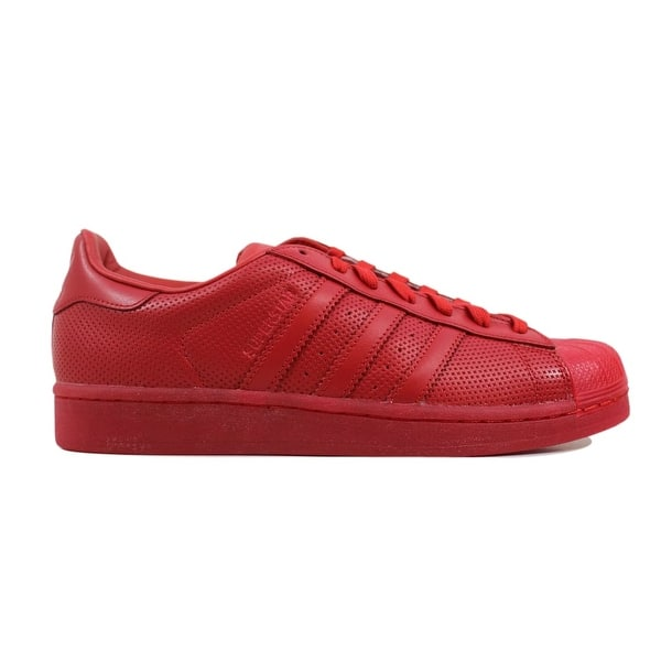 newest 9ddd8 b7628 Adidas Superstar Adicolor Scarlet Red S80326 Men s
