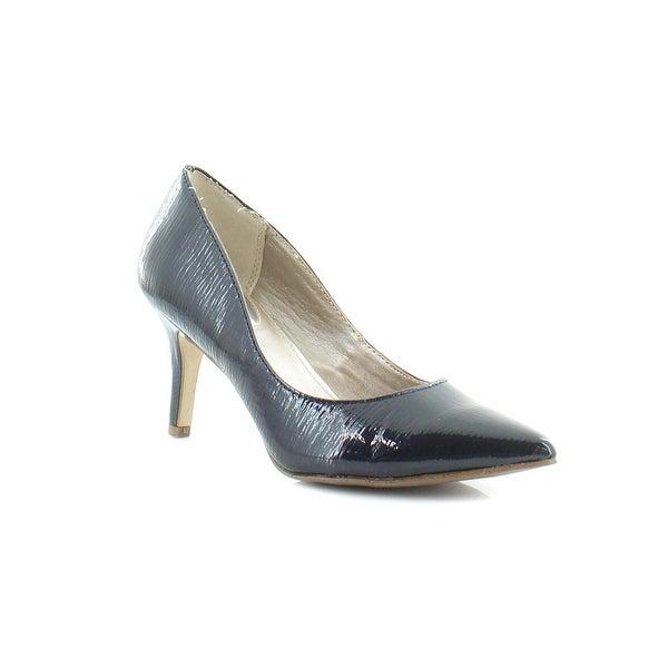 Alfani Jeules Women's Heels Ink Blue