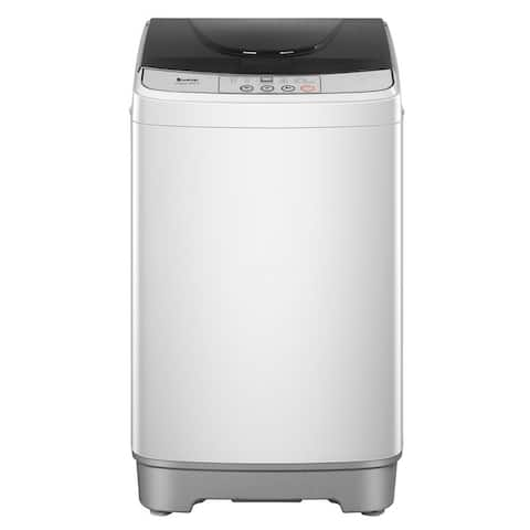 13.3lbs Portable Compact Full-Automatic Washing Machine