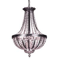 "Classic Lighting 1924-CHB 23"" Crystal Chandelier from the Terragona Collection - n/a"