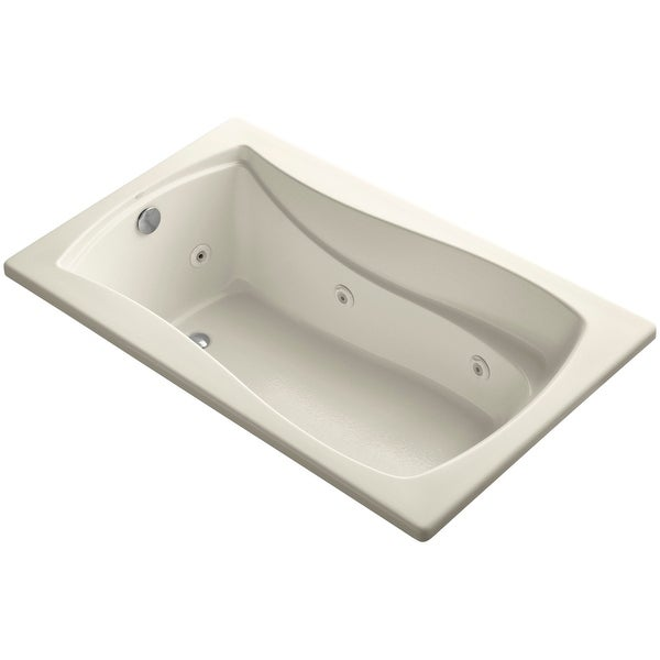 Shop Kohler K 1239 Mariposa Collection 60 Quot Drop In Jetted