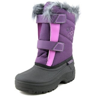 Tundra Hudson Round Toe Canvas Snow Boot