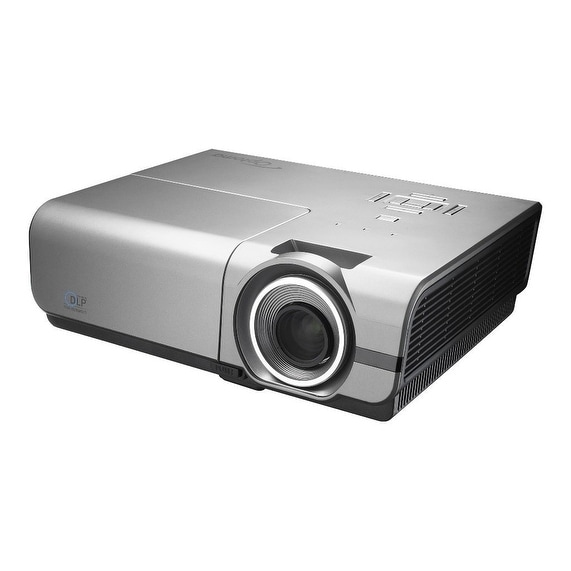Optoma Eh500 1080P 4700 Lumens 3D Dlp Network Projector With Hdmi