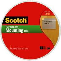 ".75""X38yd - Scotch(R) Double-Sided Foam Mounting Tape"