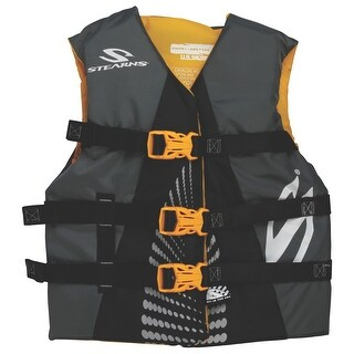Coleman Youth Extra Long Watersports Life Vest XL-Gold 3000002215