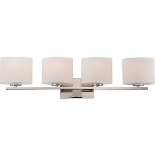 Nuvo Lighting 60/5174 Breeze 4 Light Bathroom Vanity Light