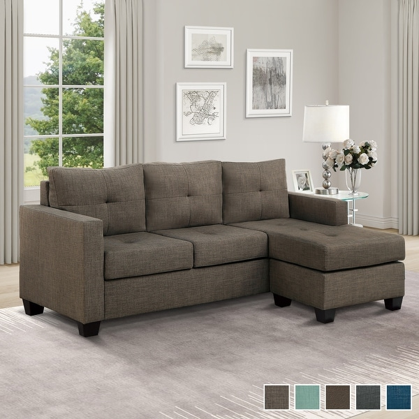 Nadine Reversible Sofa Chaise. Opens flyout.