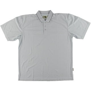 Colorado Timberline Mens Short Sleeve Microfiber Polo Shirt - XL