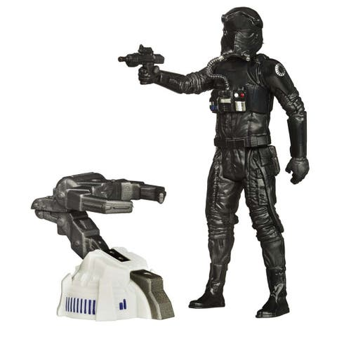 Star Wars The Force Awakens 3.75-Inch Figure: First Order TIE Fighter Pilot - multi