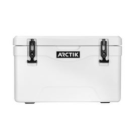 Driftsun Arctik Series 25 Quart Ice Chest / Heavy Duty Cooler / Military-Grade Nylon Rope Handles