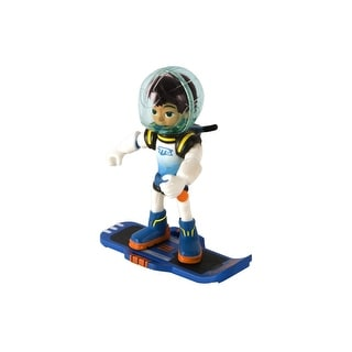 """Miles From Tomorrowland 3"""" Action Figure Galactic Miles"""