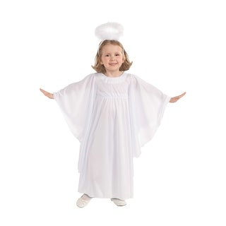 Forum Novelties Angel Child Costume (Small) - White - Small