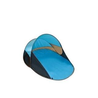 3 ft. Instant Pop up Portable Beach Sun Shade Canopy Tent, Ocean