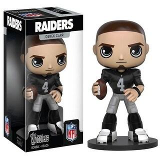 Oakland Raiders NFL Funko Wobbler Derek Carr