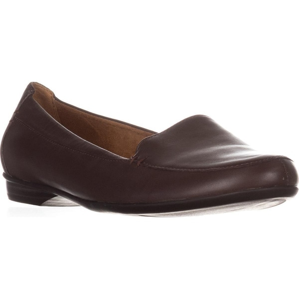 naturalizer Saban Slip-On Loafers, Bridal Brown