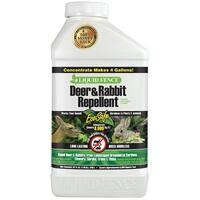 Liquid Fence HG-71106 Deer & Rabbit Repellent Concentrate, 32 oz