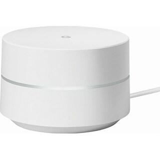 Google - Google Wifi AC1200 Dual-Band Wi-Fi Router - White