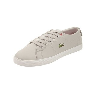 Lacoste Youth Marcel Lace 216 Sneakers in Grey